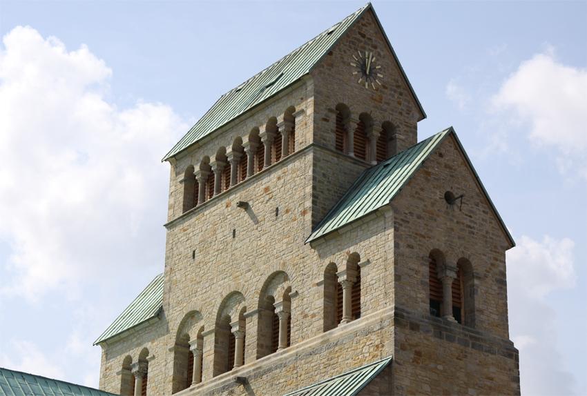 Der Hildesheimer Dom wird am 15. August wiedereröffnet.