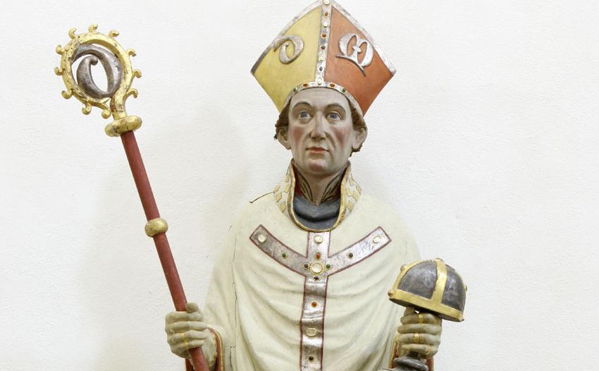 Bischof Godehard gehört zu den Heiligen des Bistums Hildesheim.