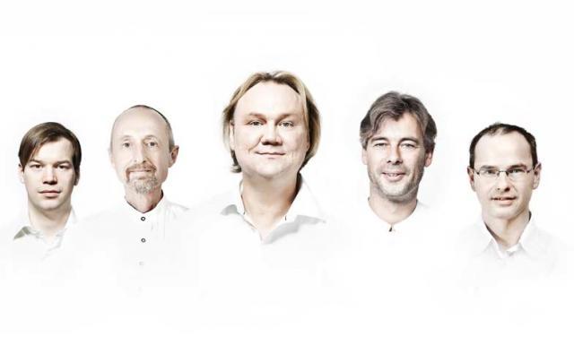 Das Daniel-Schmahl-Quintet gastiert im Hildesheimer Dom.