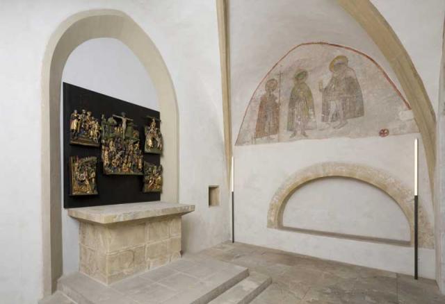 Kapelle aller Dompatrone