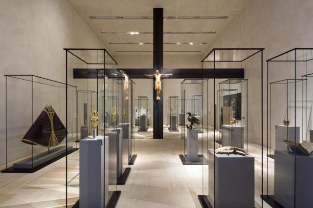 Das Dommuseum Hildesheim.